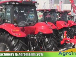 Titan Machinery la Agromalim 2017