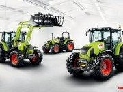 Axos, noul tractor Claas